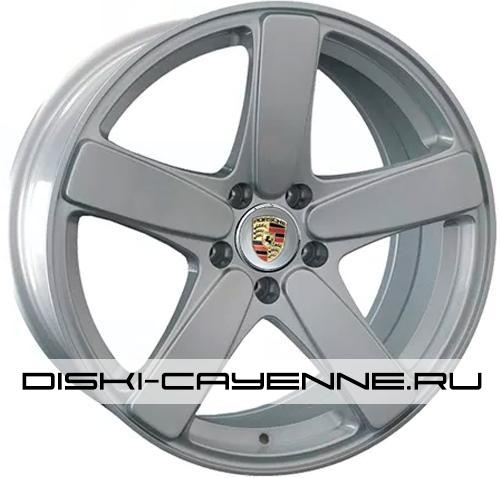 Диск Porsche PR10038OEM серебристый