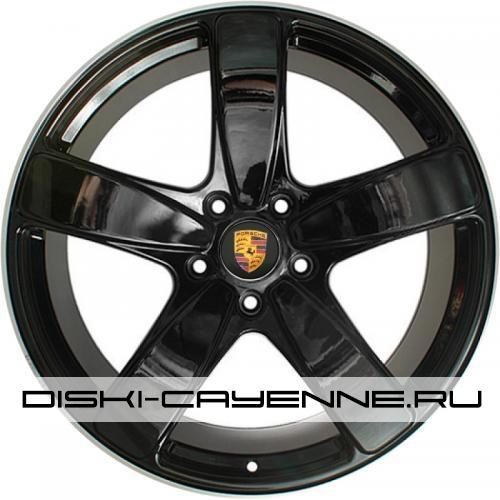 Диск Porsche PR10087OEM черный