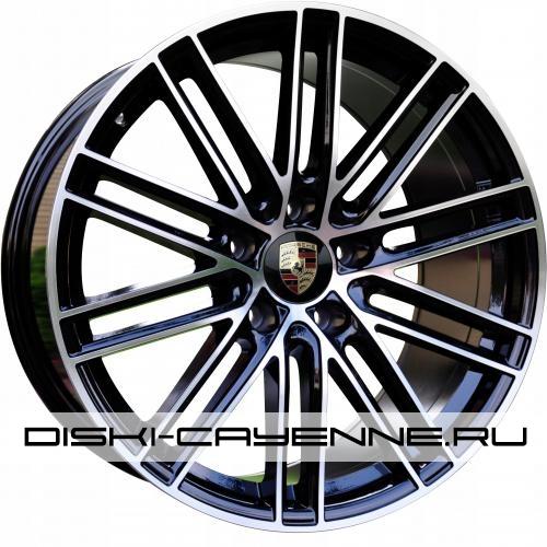 Диск Porsche PR10094OEM черный с полировкой